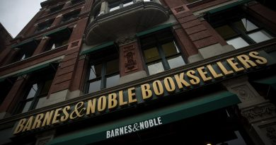 Los problemas de Barnes & Noble no son solo Amazon