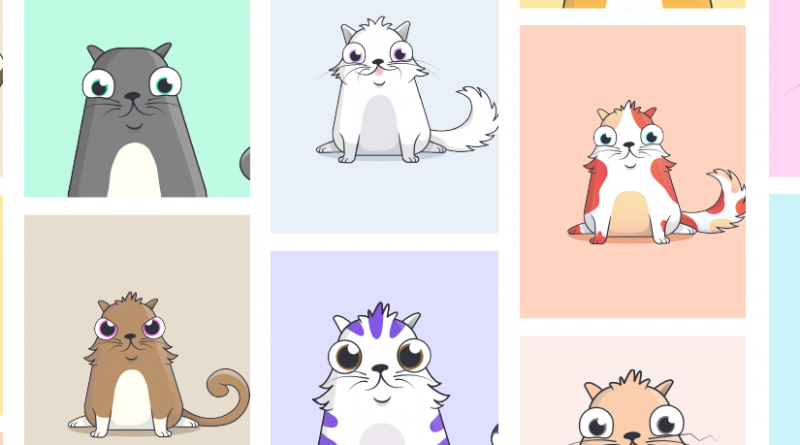 CryptoKitties no es tan popular como crees que es