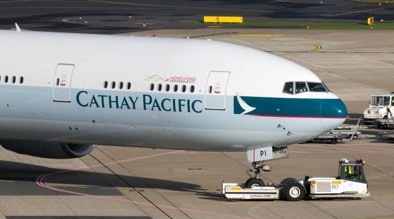 Cathay Pacific lanza el programa Blockchain Rewards para volantes