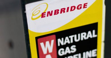 Enbridge vende negocios canadienses de gas natural por $ 3.3 mil millones
