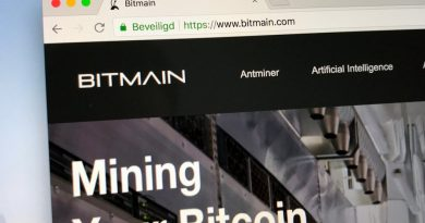 Bitcoin Mining Giant Bitmain invierte en Blockchain Data Storage Startu
