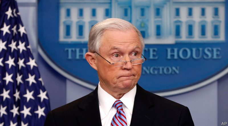 Jeff Sessions pierde su trabajo