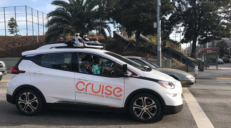 Las millas automovilísticas de los autos que conducen saltan en Apple, GM Cruise, Waymo – Investor's Business Daily