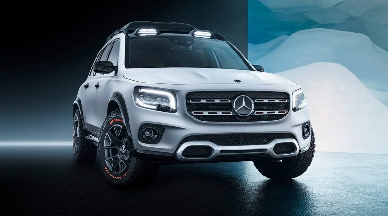 El Mercedes-Benz GLB SUV se ve listo para bajar y ensuciarse – Fox News