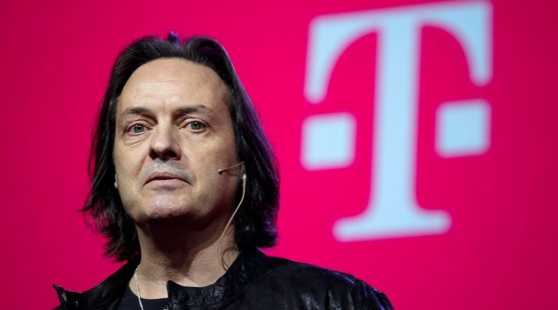 ¿Puede T-Mobile Hype Man John Legere rescatar a WeWork?