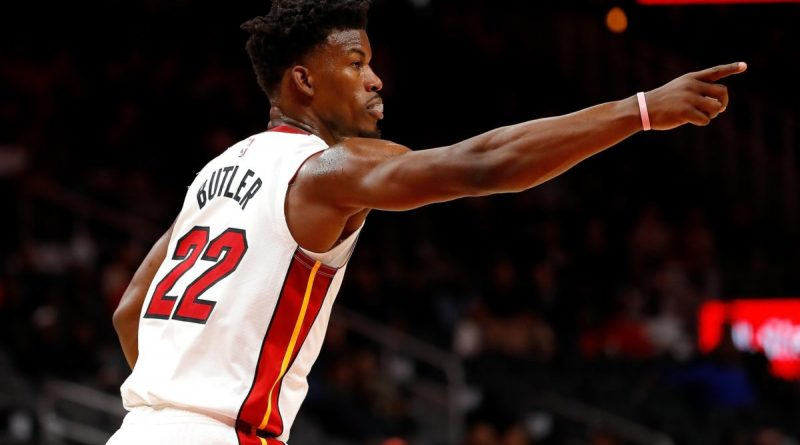 Jimmy Butler está transformando completamente su narrativa
