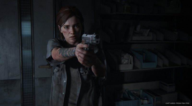 Mira 11 Blurry Seconds of The Last of Us Part II Factions Multiplay