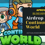 Continuum World Juego NFT y su Airdrop