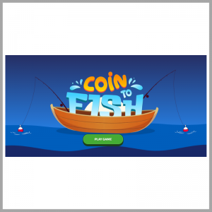 Juego NFT Coin To Fish